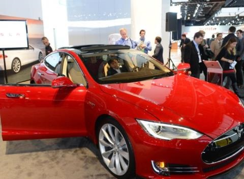 News video: Consumer Reports: Tesla Model S Has 'More Than Its Share Of Problems'