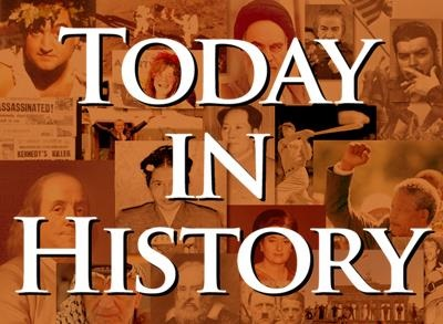 News video: Today in History for August 12th